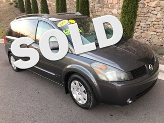 2005 Nissan Quest S Knoxville, Tennessee