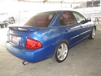 2005 Nissan Sentra SE-R Gardena, California 2