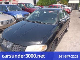 2005 Nissan Sentra 1.8 S Lake Worth , Florida 1