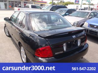 2005 Nissan Sentra 1.8 S Lake Worth , Florida 2