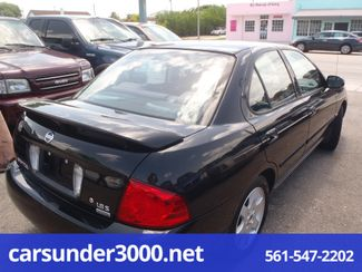 2005 Nissan Sentra 1.8 S Lake Worth , Florida 3