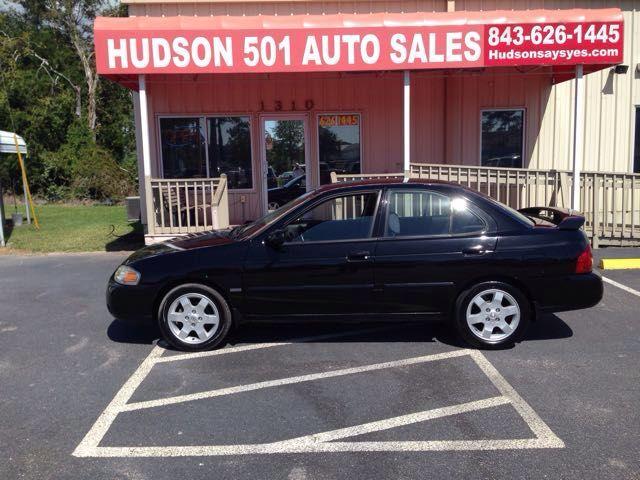 2005 Nissan Sentra 1.8 S | Myrtle Beach, South Carolina | Hudson Auto Sales in Myrtle Beach South Carolina