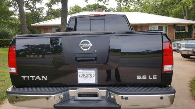 2005 Nissan Titan LE Arlington, Texas 9