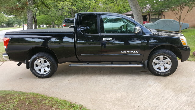 2005 Nissan Titan LE Arlington, Texas 4