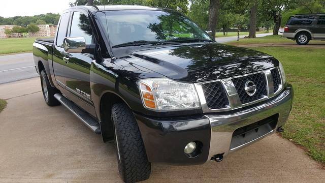 2005 Nissan Titan LE Arlington, Texas 12