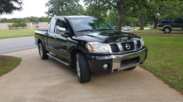 2005 Nissan Titan LE Arlington, Texas 1