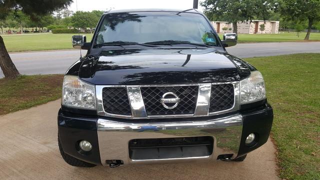 2005 Nissan Titan LE Arlington, Texas 6