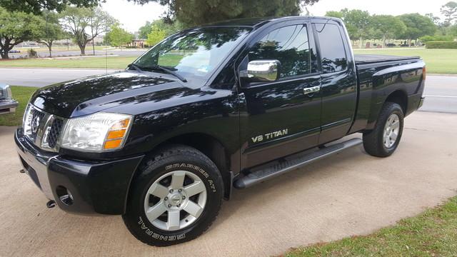 2005 Nissan Titan LE Arlington, Texas 13
