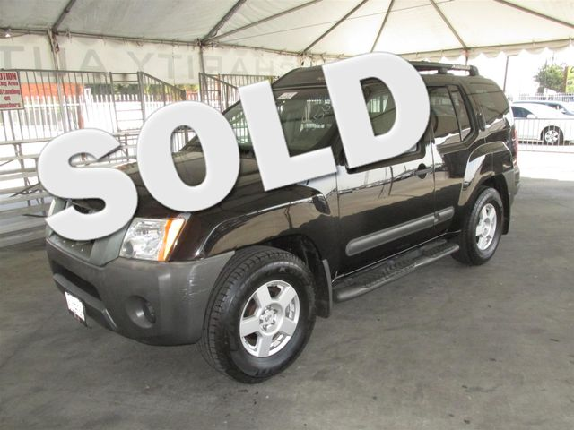 2005 Nissan Xterra S Please call or e-mail to check availability All of our vehicles are availa