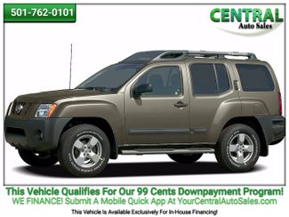 2005 Nissan Xterra SE | Hot Springs, AR | Central Auto Sales in Hot Springs AR