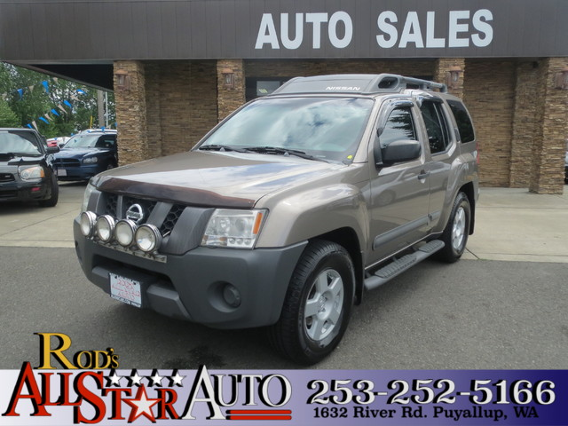 2005 Nissan Xterra S The CARFAX Buy Back Guarantee that comes with this vehicle means that you can