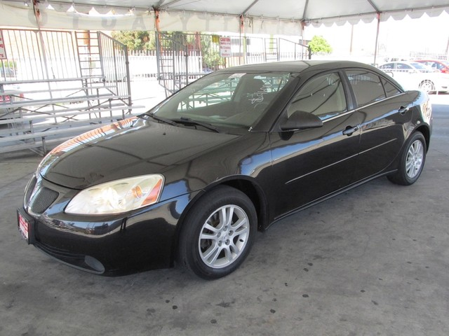 2005 Pontiac G6 Please call or e-mail to check availability All of our vehicles are available fo