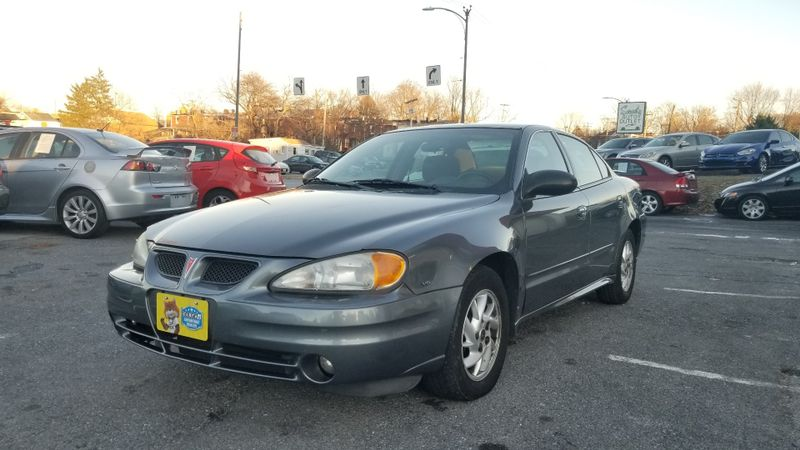2005 Pontiac Grand Am SE  in Frederick, Maryland