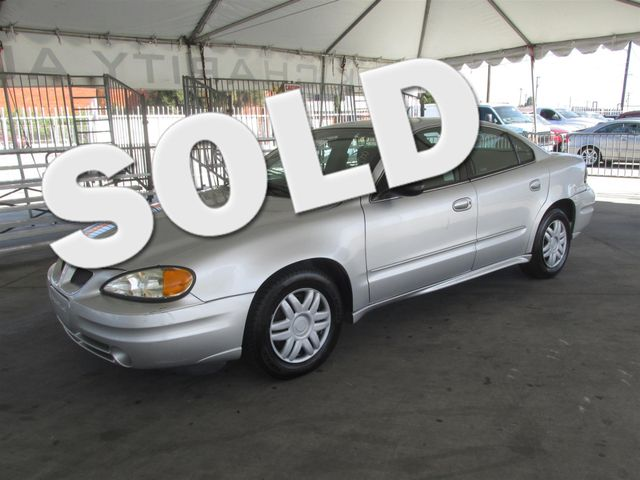 2005 Pontiac Grand Am SE Please call or e-mail to check availability All of our vehicles are av
