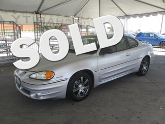 2005 Pontiac Grand Am GT1 Gardena, California