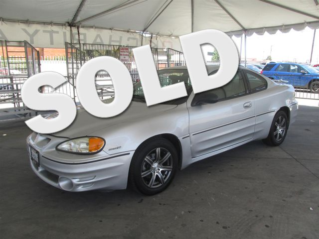 2005 Pontiac Grand Am GT1 Please call or e-mail to check availability All of our vehicles are a