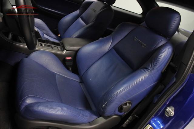 2005 Pontiac GTO Merrillville, Indiana 11