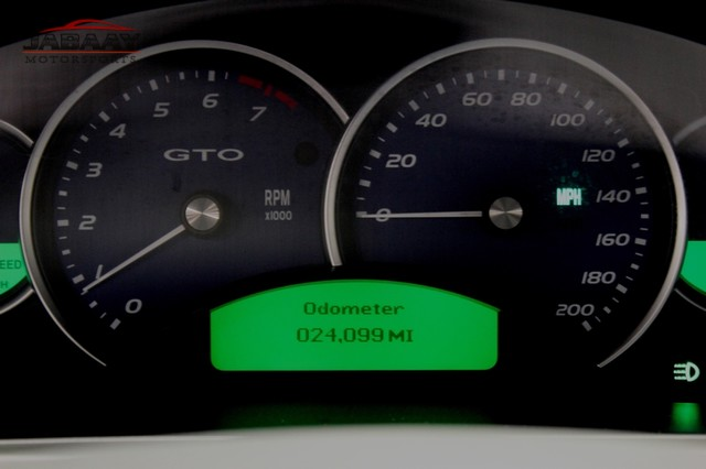 2005 Pontiac GTO Merrillville, Indiana 18