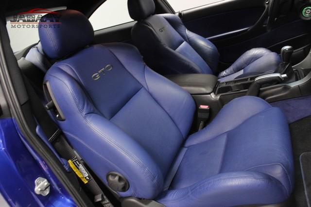 2005 Pontiac GTO Merrillville, Indiana 14