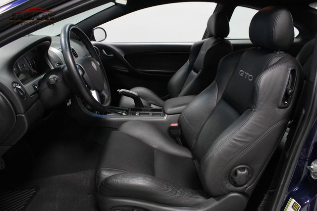 2005 Pontiac GTO Merrillville, Indiana 10