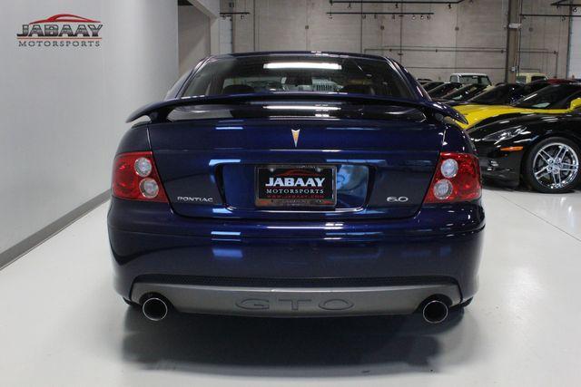 2005 Pontiac GTO Merrillville, Indiana 3