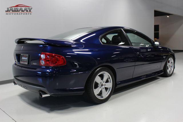2005 Pontiac GTO Merrillville, Indiana 4