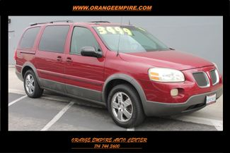 2005 Pontiac Montana SV6 w1SB Pkg  city CA  Orange Empire Auto Center  in Orange, CA