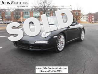 2005 Sold Porsche 911 Carrera S 997 Convertible Conshohocken, Pennsylvania