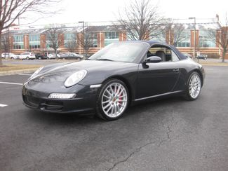 2005 Sold Porsche 911 Carrera S 997 Convertible Conshohocken, Pennsylvania 1