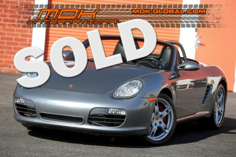 2005 Porsche Boxster S - Manual - 66K miles in Los Angeles