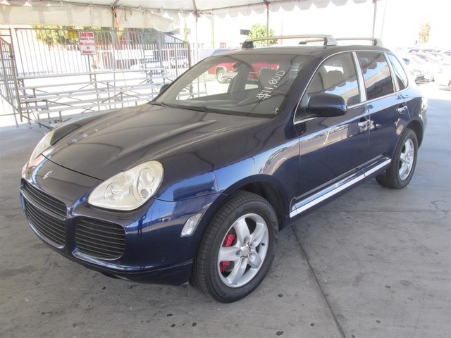 2005 Porsche Cayenne Turbo Please call or e-mail to check availability All of our vehicles are