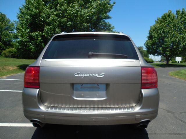 2005 Porsche Cayenne S Leesburg, Virginia 7