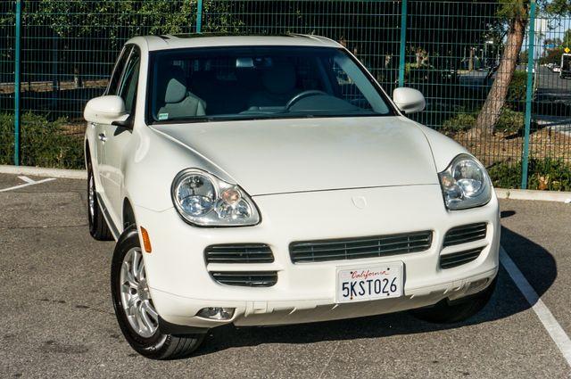 2005 Porsche Cayenne Reseda, CA 46