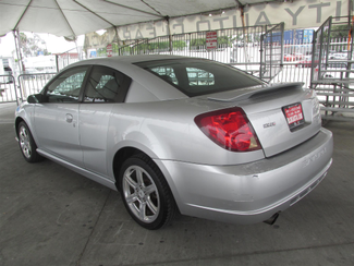2005 Saturn Ion ION Red Line Gardena, California 1