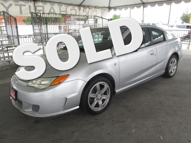 2005 Saturn Ion ION Red Line Please call or e-mail to check availability All of our vehicles ar