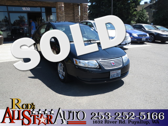 2005 Saturn Ion ION 2 The CARFAX Buy Back Guarantee that comes with this vehicle means that you ca