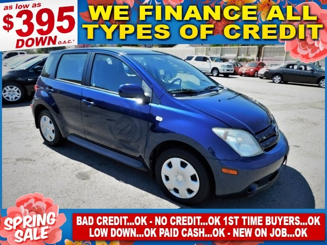 2005 Scion xA Limited warranty included to assure your worry-free purchase AutoCheck report is av