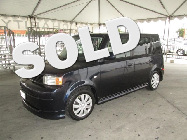 2005 Scion xB Please call or e-mail to check availability All of our vehicles are available for