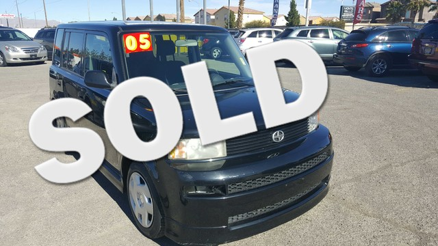 Used Cars in Las Vegas 2005 Scion xB