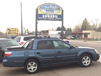 2005 Subaru Baja Sport = New Front&Rear Brakes Golden, Colorado