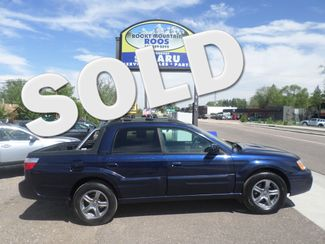 2005 Subaru Baja Turbo Golden, Colorado