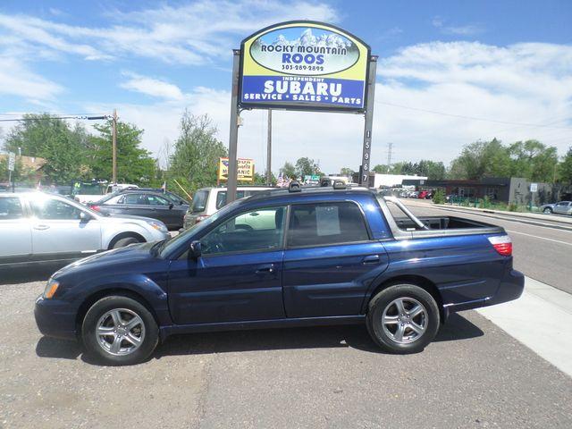 2005 Subaru Baja Turbo Golden, Colorado 1