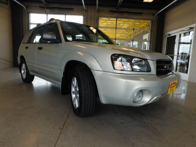 2005 Subaru Forester XS  city TN  Doug Justus Auto Center Inc  in Airport Motor Mile ( Metro Knoxville ), TN