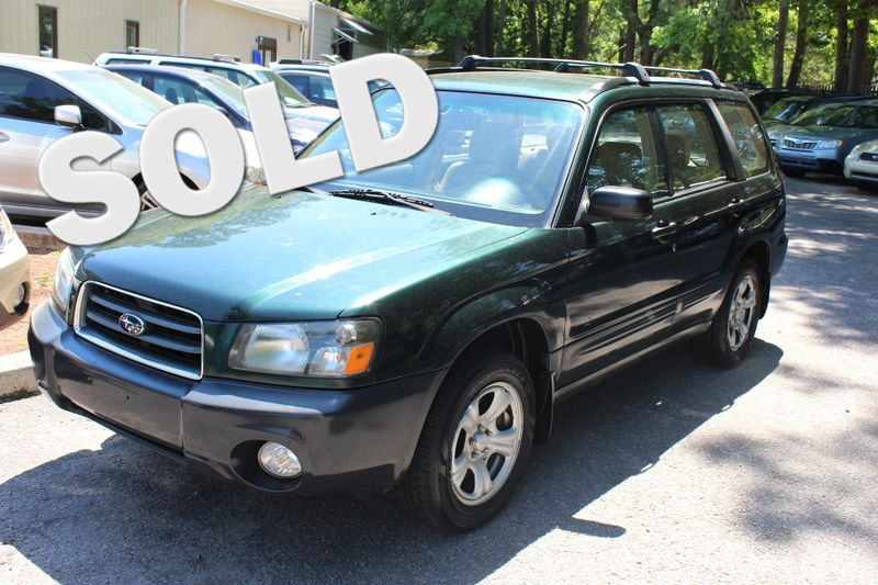 2005 Subaru Forester X | Charleston, SC | Charleston Auto Sales in Charleston SC