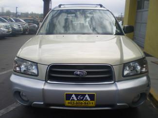 2005 Subaru Forester XS L.L. Bean Edition Englewood, Colorado 2