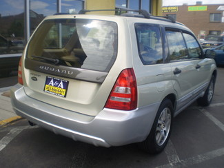 2005 Subaru Forester XS L.L. Bean Edition Englewood, Colorado 4