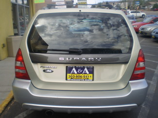 2005 Subaru Forester XS L.L. Bean Edition Englewood, Colorado 5