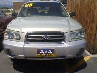 2005 Subaru Forester XS L.L. Bean Edition Englewood, Colorado 2