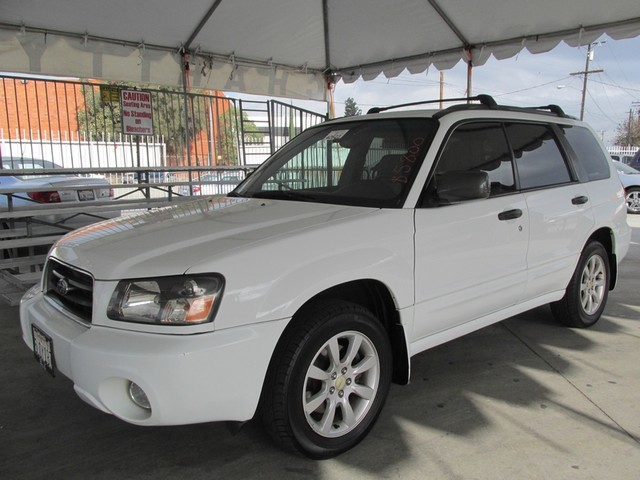 2005 Subaru Forester XS Please call or e-mail to check availability All of our vehicles are avai