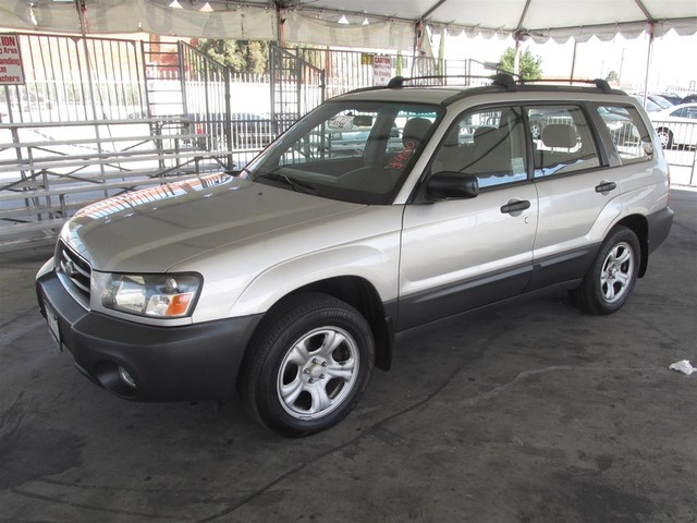 2005 Subaru Forester X Please call or e-mail to check availability All of our vehicles are avai